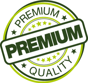 We only provide premium products!